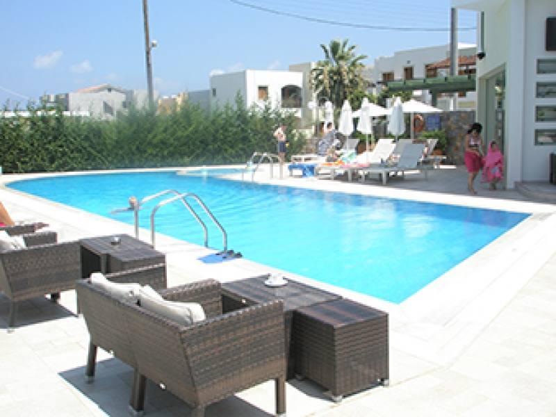 Hotel Angela Suites - Sissi - Lassithi Kreta